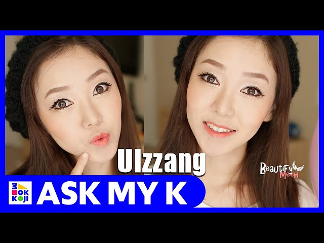 Ask My K : Beautifymeeh - Korean ULZZANG Makeup ♥