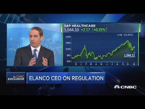 Elanco CEO on earnings and industry regulation