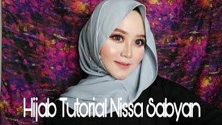 TUTORIAL HIJAB ALA NISSA SABYAN | AGIL SWD