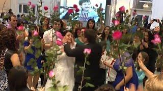Как Весело  Бывает  На  Армянских Свадьбах  в Красноярске
