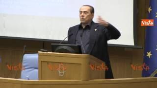 BERLUSCONI: UNA GRANDE CASA DELLA SPERANZA PER I CITTADINI DELUSI DALLA POLITICA