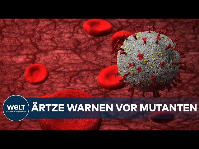 CORONA-MUTANTEN: Ärztevertreter kritisieren geplante Ausnahmeregelungen für Covid-19-Geimpfte scharf