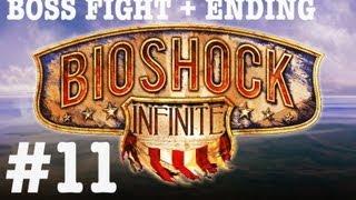Bioshock Infinite Playthrough in 1080p HD - Part 11 - PC Gameplay