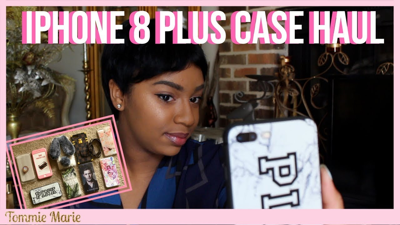 best service 374fa e550d iPhone 8 Plus Case Haul!! | eBay, Amazon, & AliExpress $2-$10