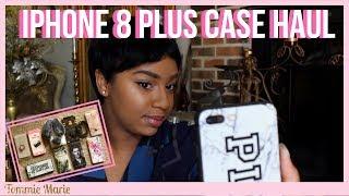 iPhone 8 Plus Case Haul!! | eBay, Amazon, & AliExpress $2-$10