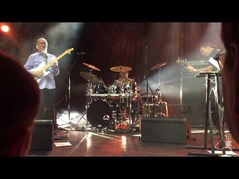 John Scofield Uberjam Band - Live in Concert London 13-7-17 Dennis Chambers