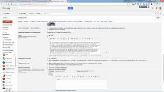 Cómo meter una firma en tus correos de Gmail o Thunderbird