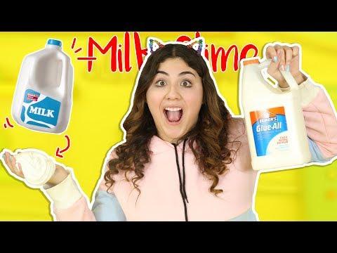 How To Make Cereal Milk Slime (inspo: @parakeetslimes) ...   Doovi