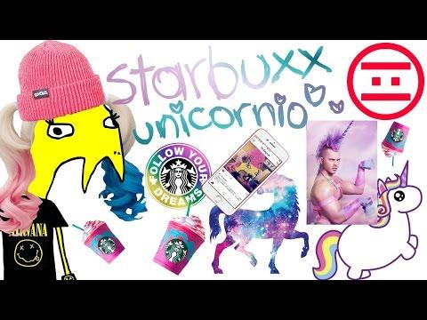 Niña Unica - 01 - Starbucks Unicornio (#NEGAS)
