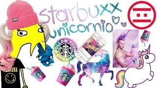 Niña Unica - Starbucks Unicornio (#NEGAS)