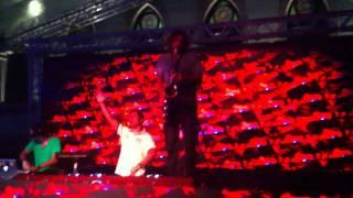 Rodrigo Sha e DJ Rafael Nazareth - Pink Elephant na Ilha Fiscal RJ 07/01/2012 2