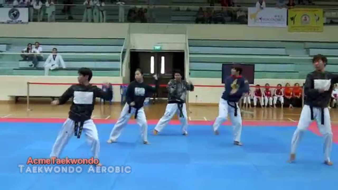 Tkd Aerobic: Come Back Home (2014)
