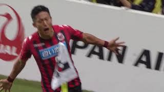 2017年12月2日(土)に行われた明治安田生命J1リーグ 第34節 札幌vs鳥...