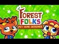 Forest Folks: Pet Home Design - Android Gameplay HD