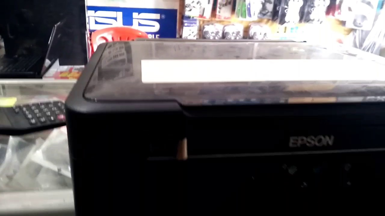 Cara Bongkar Printer Epson L350 Youtube