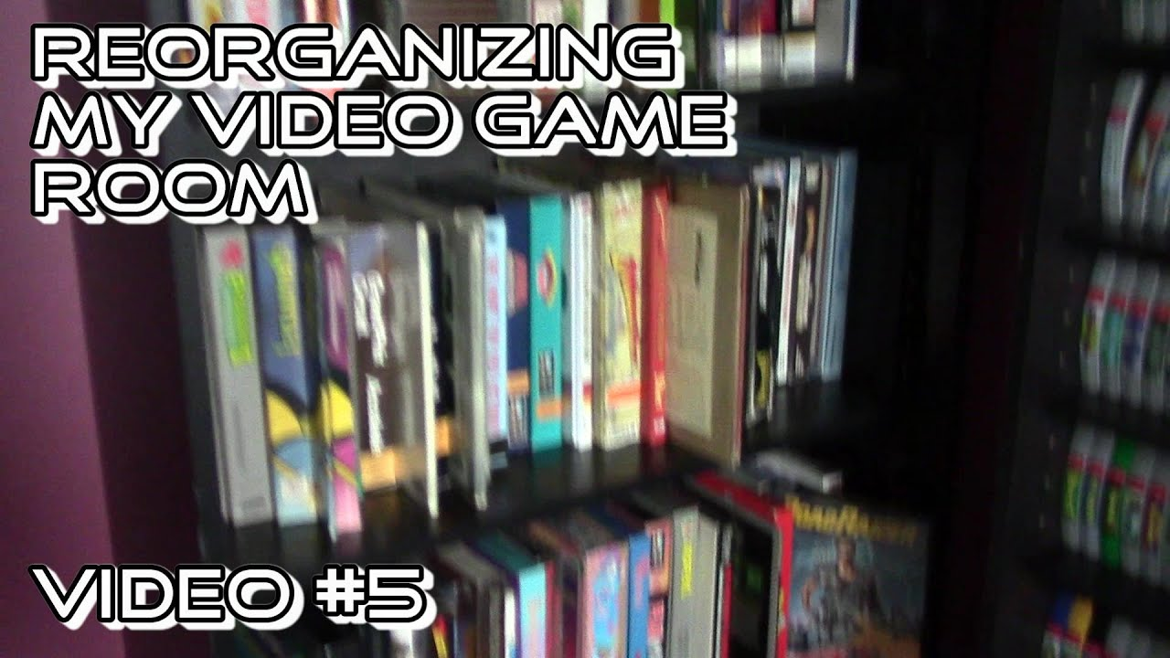 Delightful The 2nd DIY Video Game Storage Wall Shelf | Video Game Storage Solution  Ideas | Video #5