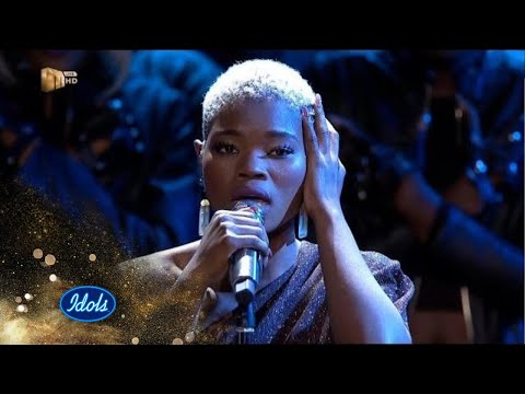 Top 8: Virginia – 'Titanium' – Idols SA