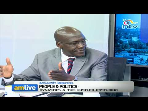 2022 elections: Focus on DP Ruto as Kenya's political dynasties come together