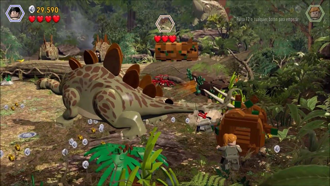 dinosaurios lego mundo jur sico v deos de juegos de caricaturas para ni os en espa ol parte. Black Bedroom Furniture Sets. Home Design Ideas