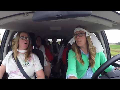 2017 BHS Car Karaoke Video