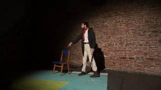 RIIICARDO de Norman Briski interpretada por Bruno Giraldi