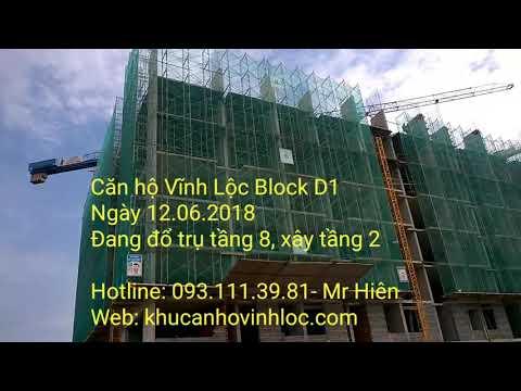 Căn hộ Vĩnh Lộc Block D1, ngày 12.06.2018-Mr. HIÊN (093.111.3981_ Trưởng NKD Block D1)