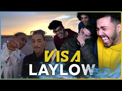 LAYLOW  - Visa Feat MADD (Reaction)
