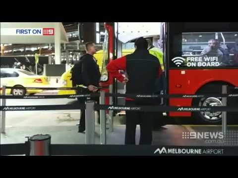 Melbourne man turned away from Skybus pleads guilty to violent bashing of driver