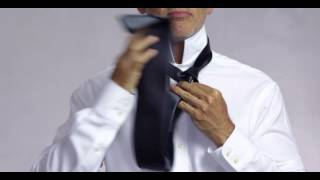 How To Tie A Tie - Full Windsor Knot | Brooks Brothers
