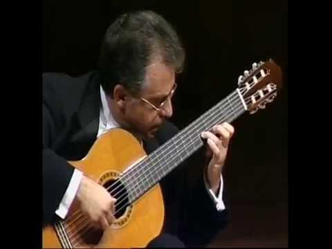 Pepe Romero: La Paloma (Tarrega/Yradier)