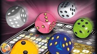 Roll right in Doppelt so clever to score all the points! — Fun & Board Games with WEM