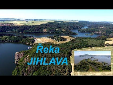 Řeky Vysočiny - JIHLAVA, oslavný film s písničkou