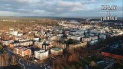 Finland ROADTRIP 🚗 - Day 10 - KAJAANI & JOENSUU