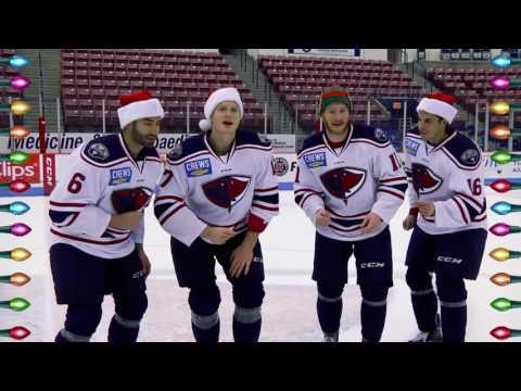 "2016 Stingrays Holiday Video - ""Jingle Bell Rock"""
