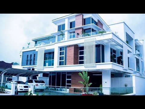 Nigeria have the most amazing houses