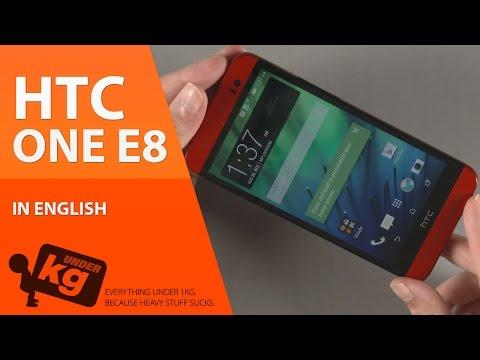 [EN] HTC One E8 Unboxing [4K]