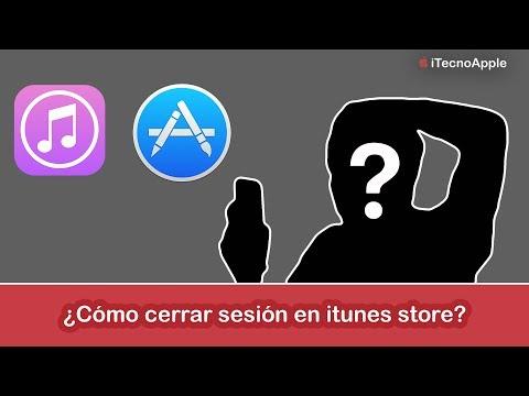 Como cerrar sesión en iTunes Store e iniciar sesión! || iOS || Tutoríales iOS-OSX