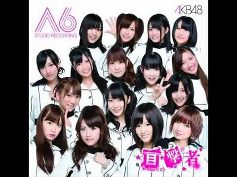 AKB48 teamA  Pioneer