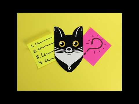 How cat designs logos