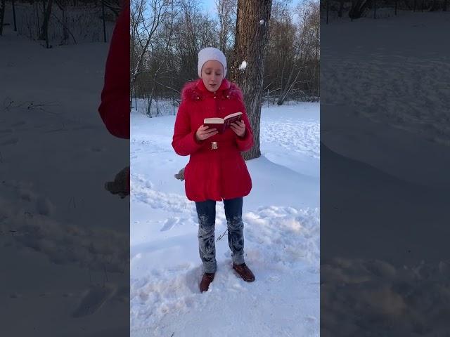 Кольцова Екатерина читает произведение «Сумерки.» (Бунин Иван Алексеевич)