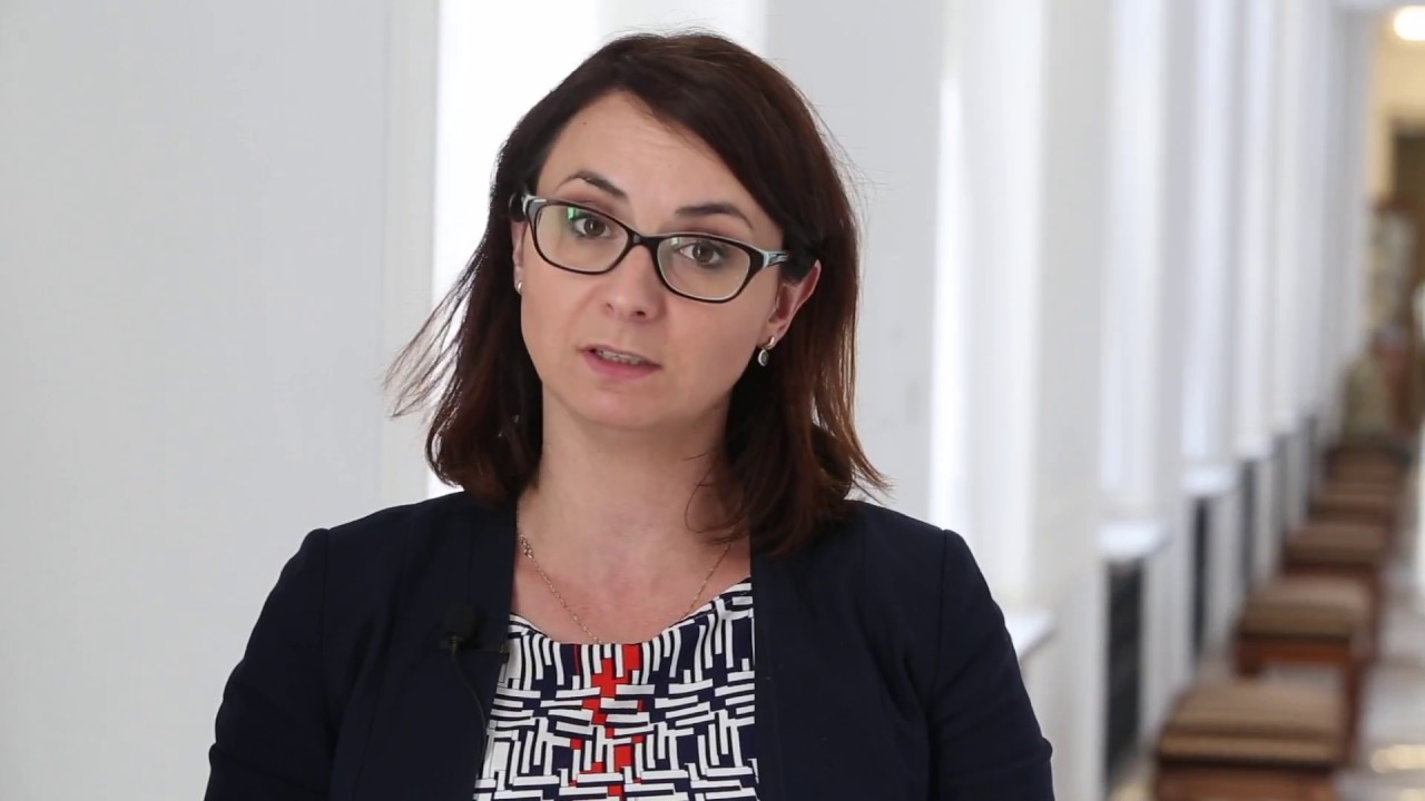 Kamila Gasiuk-Pihowicz: większość Polaków nie chce zmiany Konstytucji