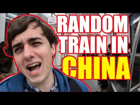 GETTING OFF RANDOM TRAIN STATION IN CHINA? EXPLORING HANGZHOU [China Au Pair Vlog #40]