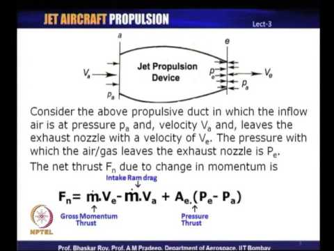 Mod-01 Lec-03 Jet Engine Basic Performance Parameters