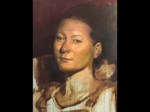 Realist Portrait Painting Process | Episode 4 Color & Form