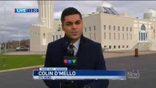 CTV Toronto: Ahmadiyya Muslims launch campaign to fight radicalization