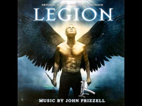 BSO Legión (Legion score)- 10. The ice cream man
