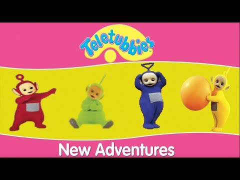 Teletubbies: New Adventures (Strawberry Picking and Washing the Elephant)