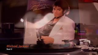 Baixar Michael Jackson - Beat it [Vinyl HD]