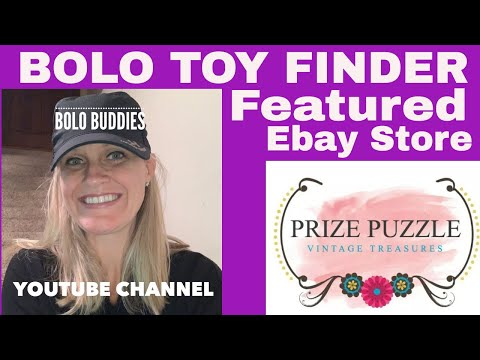 Major Toy BOLO Finder Featured Reseller Brandi Ebay Store Prize Puzzle Vintage Treasures What Sold