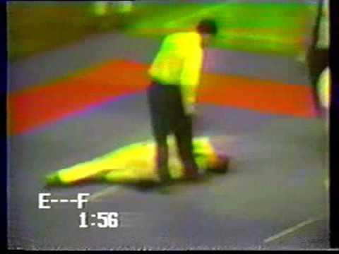 Sudden Cardiac Arrest at a Martial Arts Event - YouTube